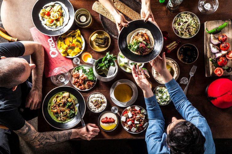 ONZA- אונזה manger à Tel Aviv