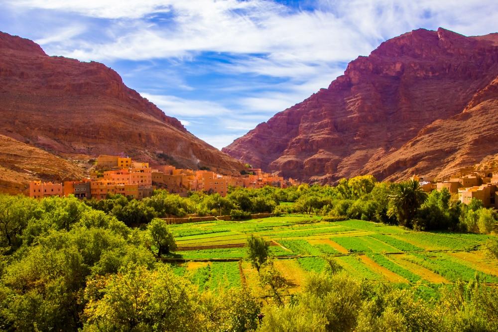 Gorge de Todgha