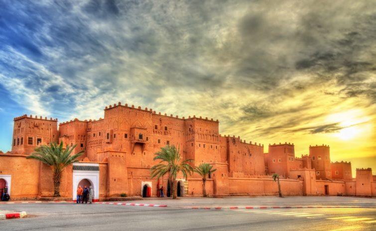 Balade à Ouarzazate