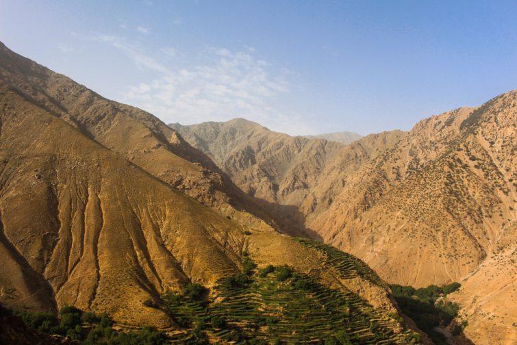 Excursion à la vallée du Zat