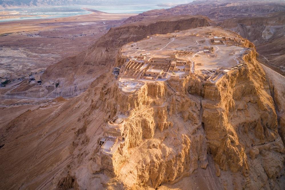 Visiter le site historique de Masada