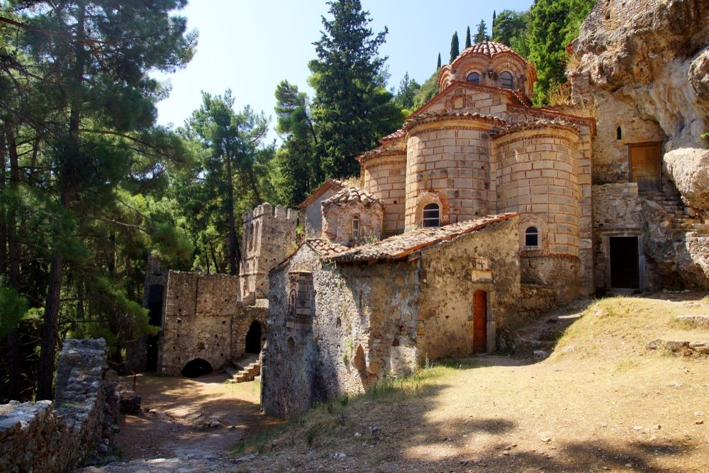 Le Monastère de Peribleptos