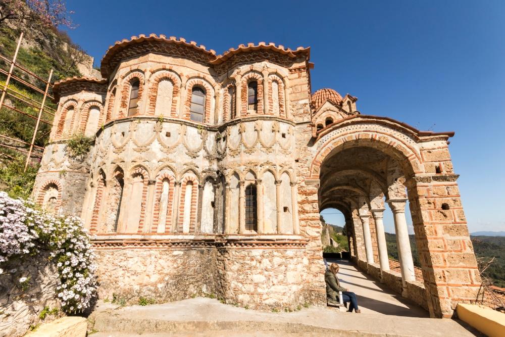 Le Monastère Pantanassa