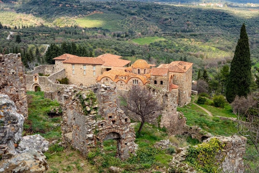 Musée archéologique de Mistra