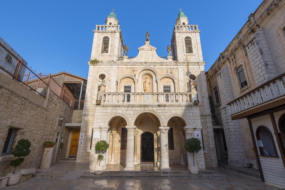 Eglise de Cana