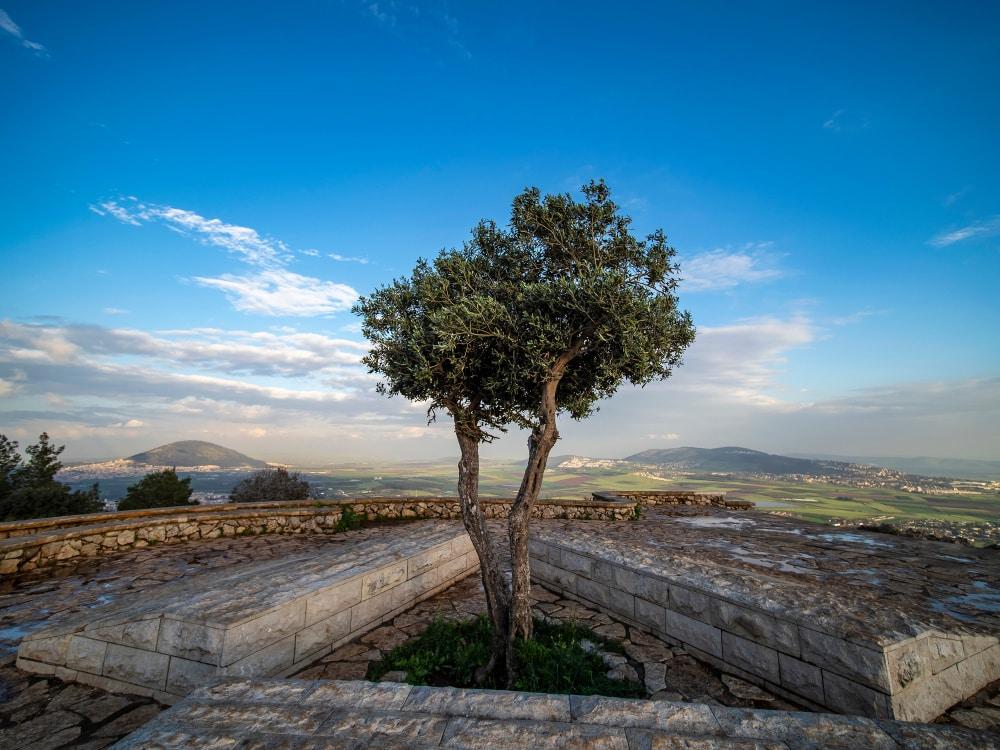 Le Mont du Précipice visiter nazareth