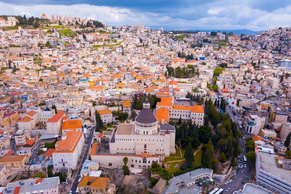 Visiter Nazareth en Israël