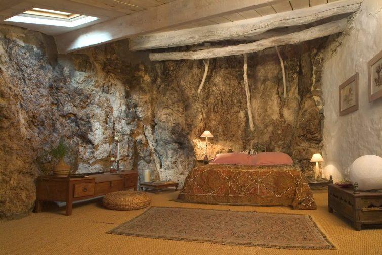 Maison troglodyte à Cotignac