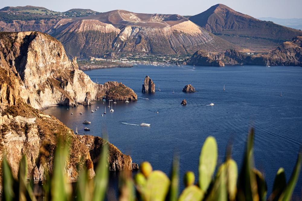 Visiter les îles éoliennes proches de Palerme
