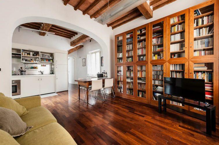 L'appartement historique