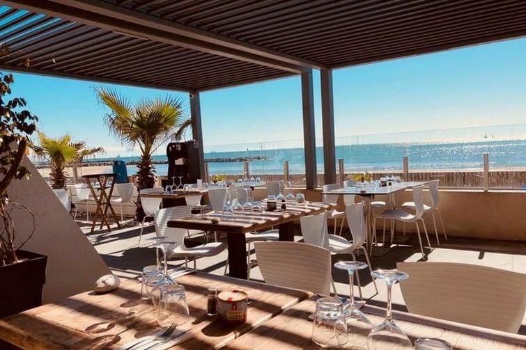 Paillotes Montpellier : La plage des Lézards