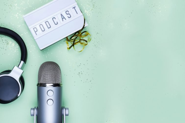 Podcast voyage