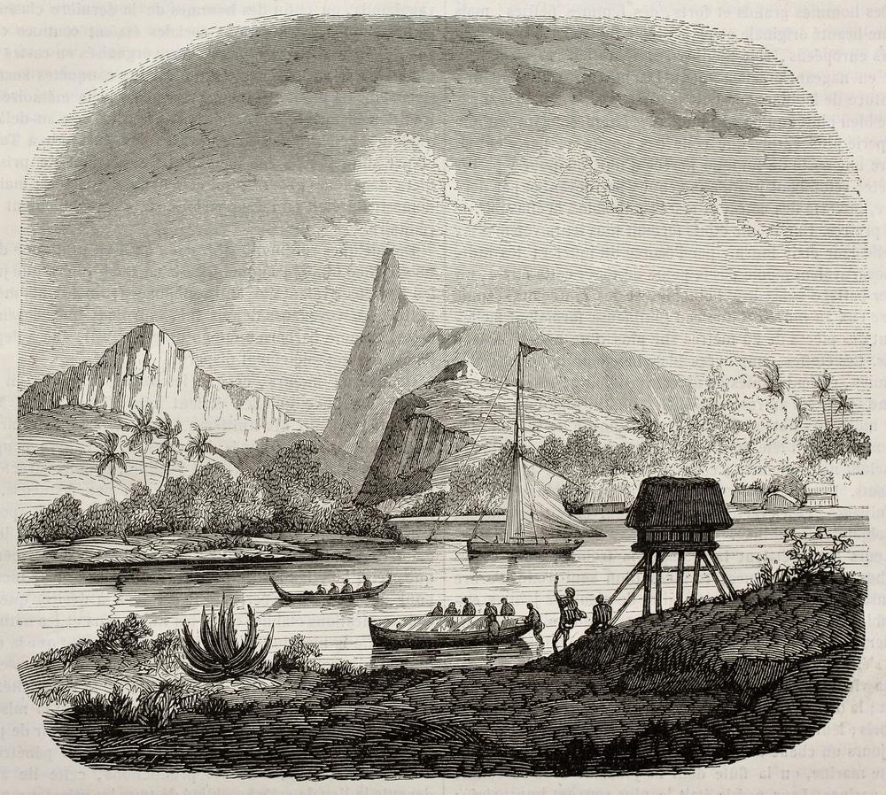 Histoire de la Polynésie Française