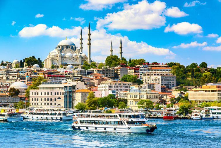 Quartier de la Corne d'Or Istanbul