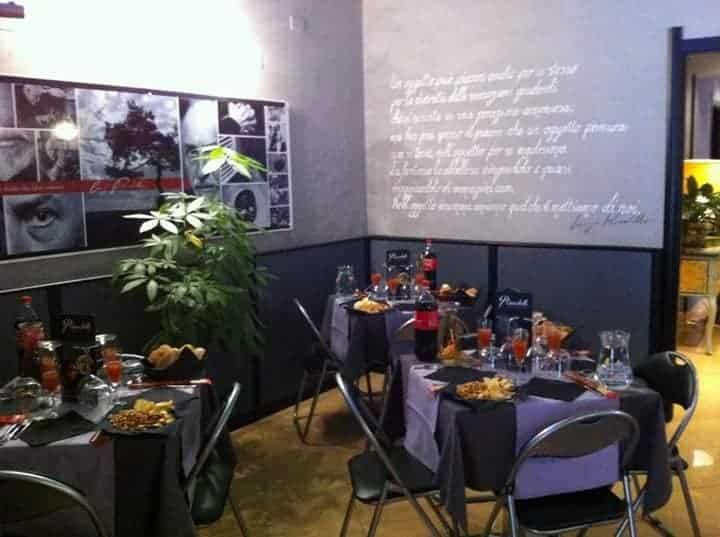 Pirandello Trattoria Bar manger à Palerme