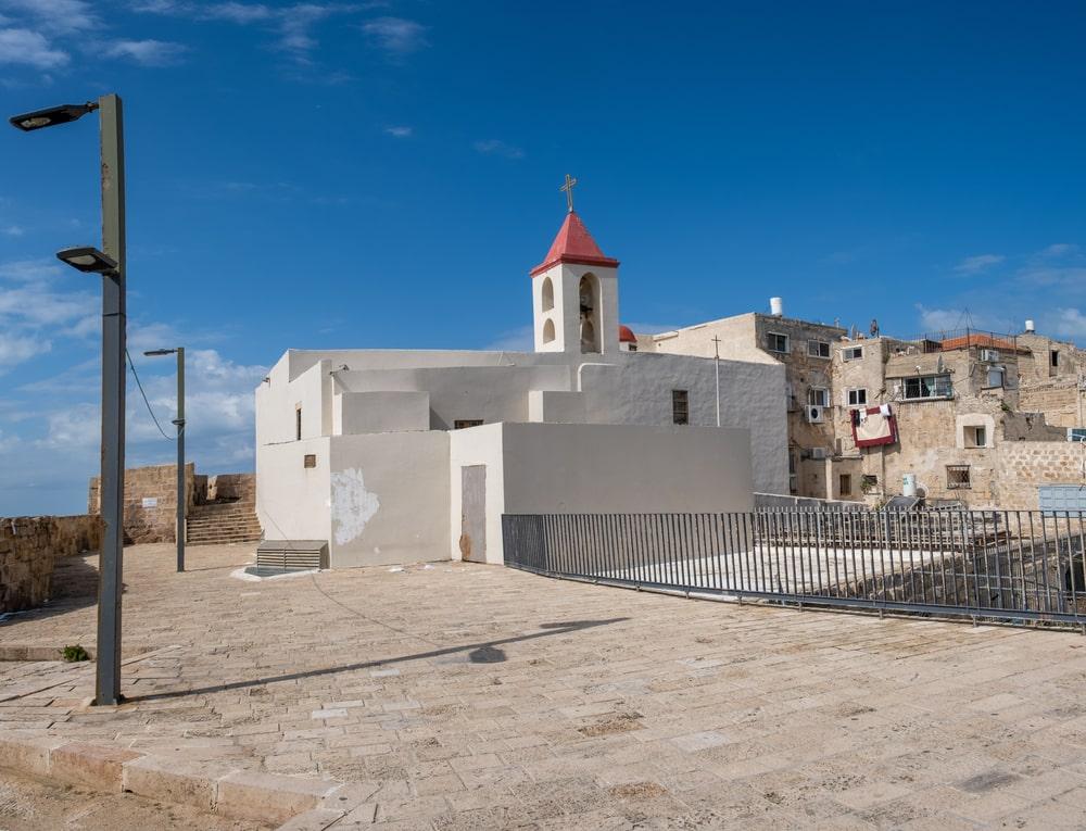 Visiter Saint-Jean d'Acre