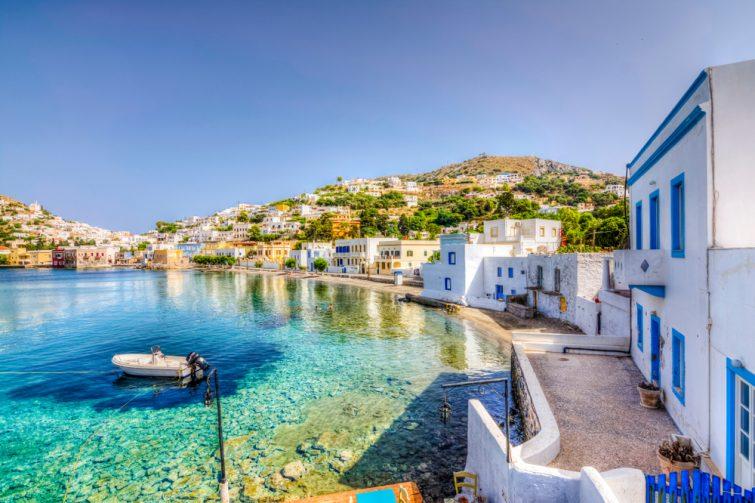 Leros, Grèce
