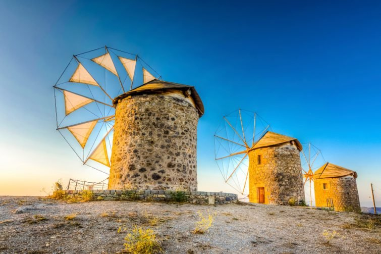 Patmos, Grèce