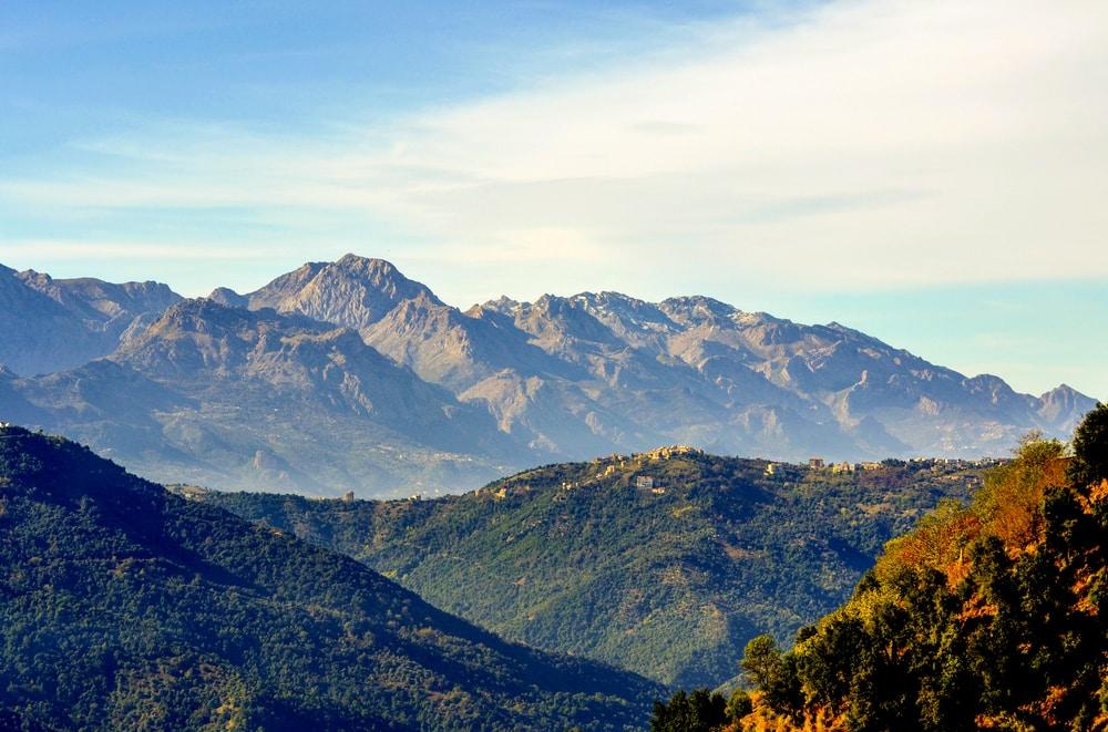 Parc national Djurdjura, Kabylie