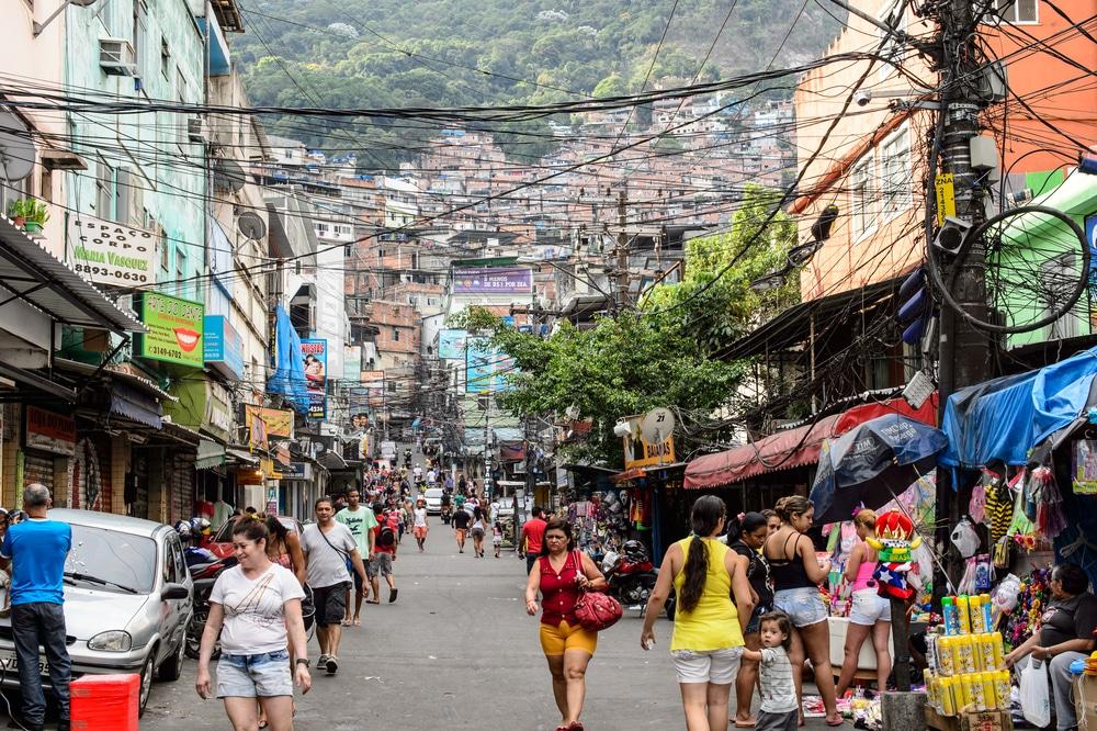 Rues de Rio de Janeiro