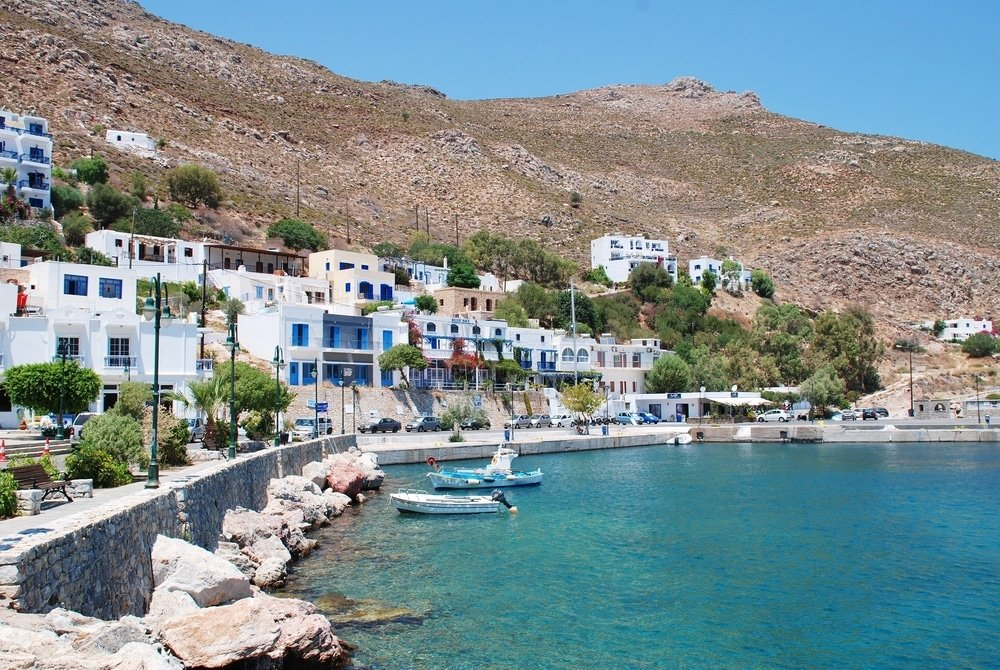 Tilos, Grèce