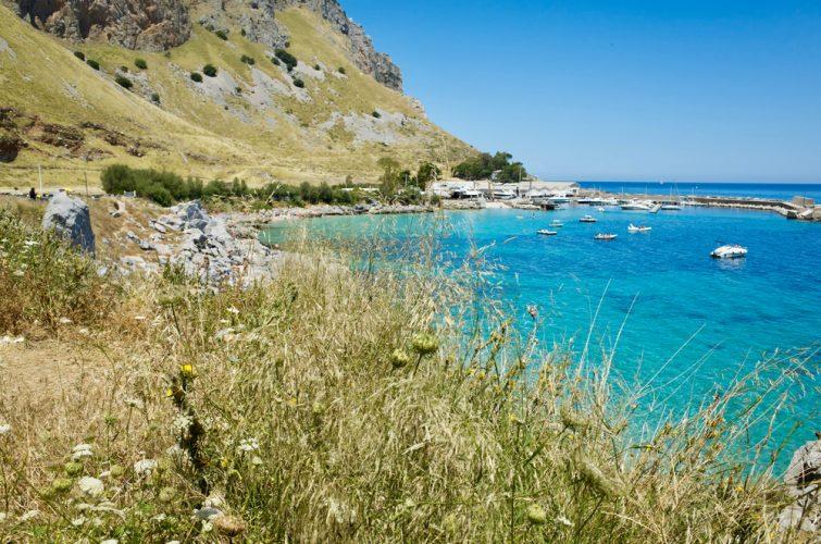 Capo Gallo, Palerme