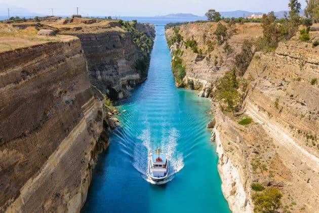Visiter le Canal de Corinthe : guide complet