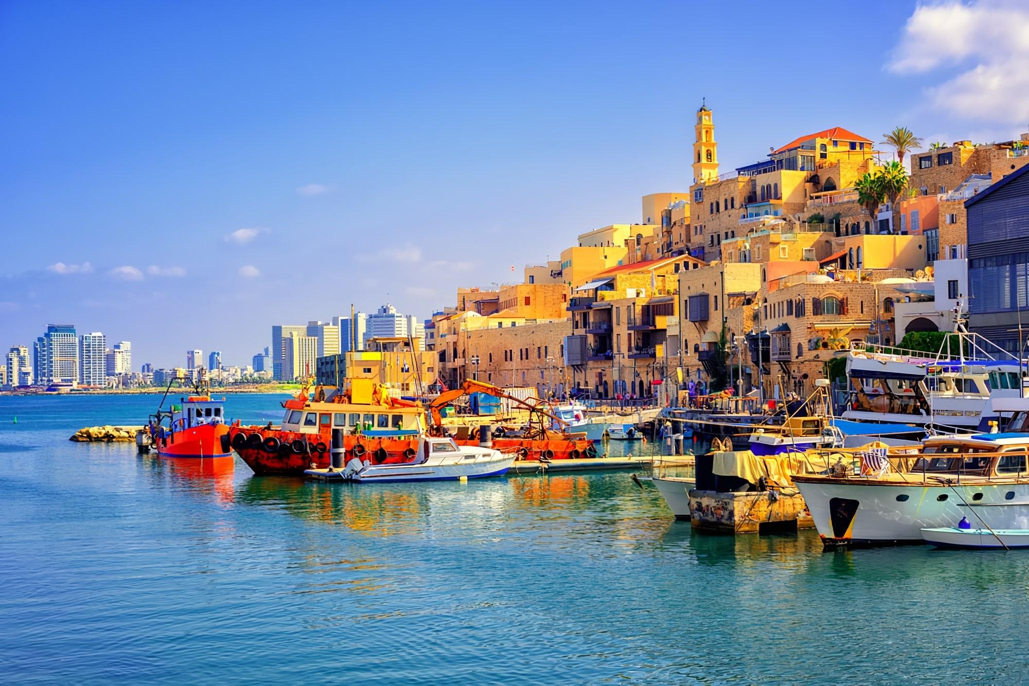 Visiter Tel-Aviv