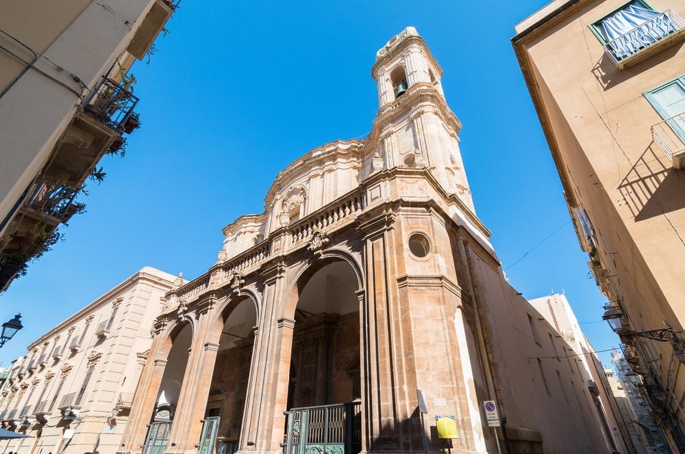 La cathédrale San Lorenzo