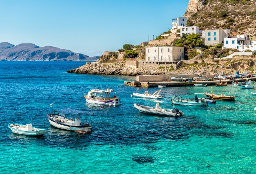 Visitez les îles Egades