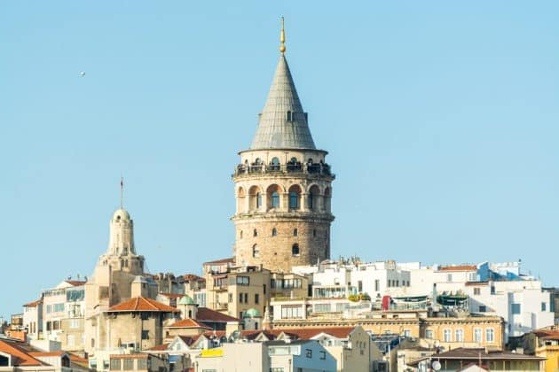 Visiter la Tour de Galata : billets, tarifs, horaires