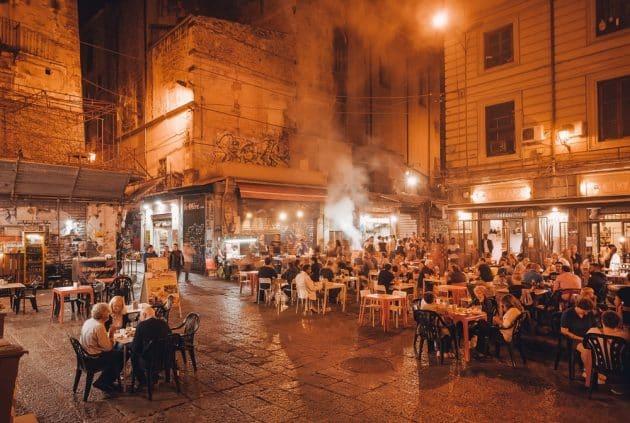 Les 5 meilleurs endroits où sortir à Palerme