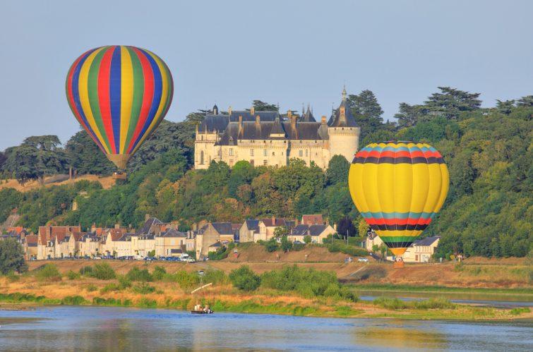 Week-end insolite en amoureux aux Chateaux de la Loire