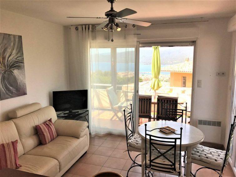 A MACHJA , 2 chambres terrasse vue mer