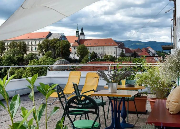 Dr.B - Roof Apartment in the Heart of Zagreb