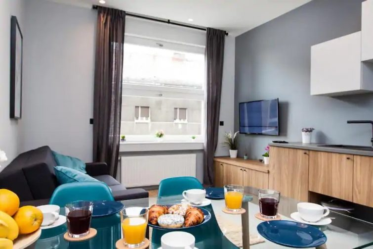 Glossy Zagreb Center Apartment