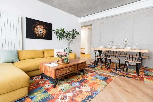 Modern, Comfy Apartment Near the Business District and Parks