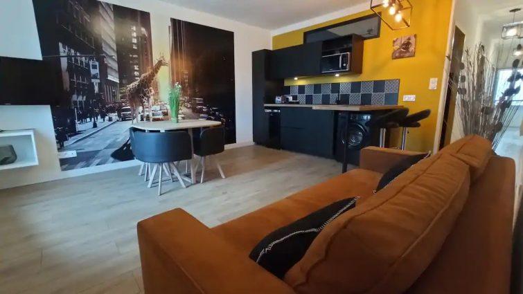 Appartement Urban Chic - Aux Portes d' Alès
