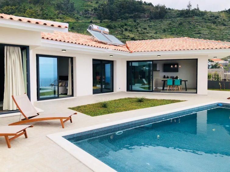 Villa Palheiros - A Magnificent Ocean View - Airbnb Madère