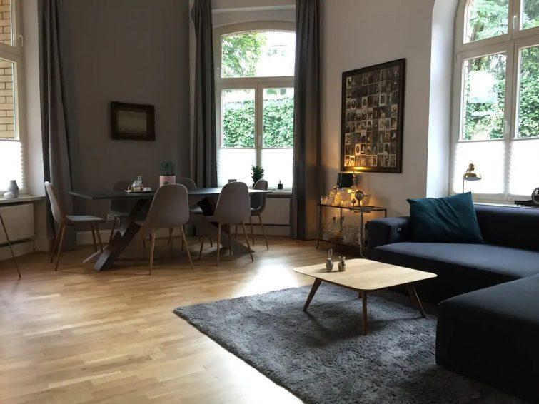 Appartement calme et spacieux, à proximité des sites touristiques