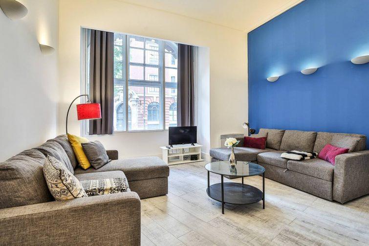 Appartement moderne au cœur de Manchester