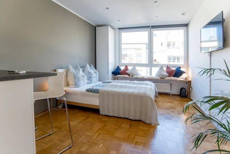 Appartement moderne dans le populaire quartier belge