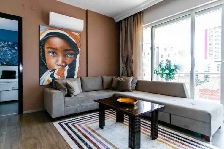 Appartement moderne en résidence