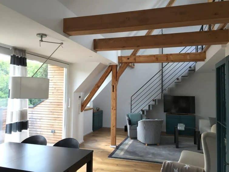 Appartement spacieux avec balcon