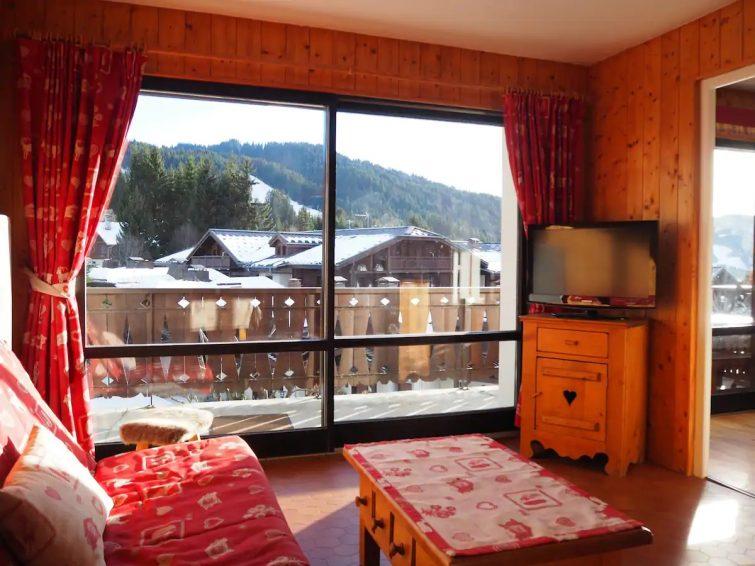 Bel appartement T2 style savoyard