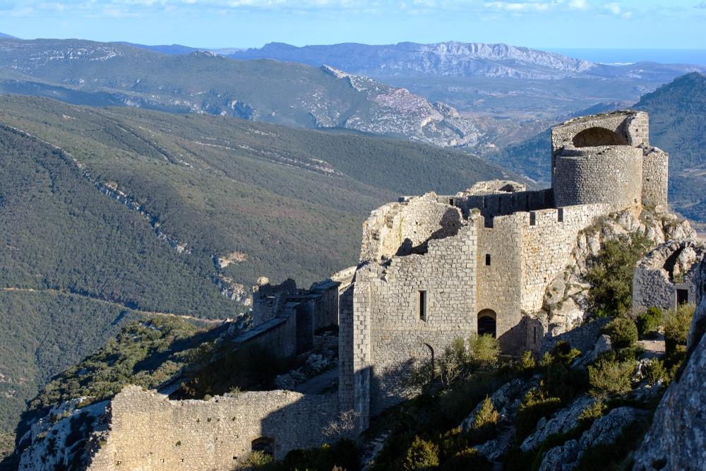 chateau-Peyrepertuse