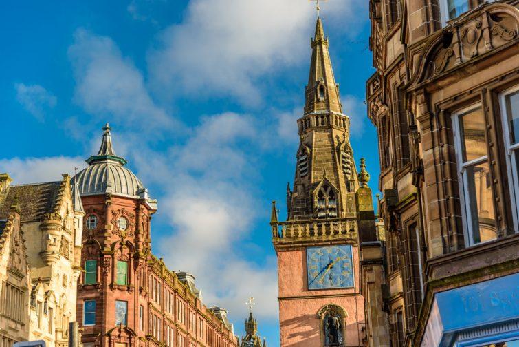 Glasgow-ecosse-excursions-edimbourg