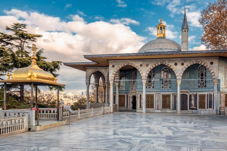 Topkapi-palais-istanbul
