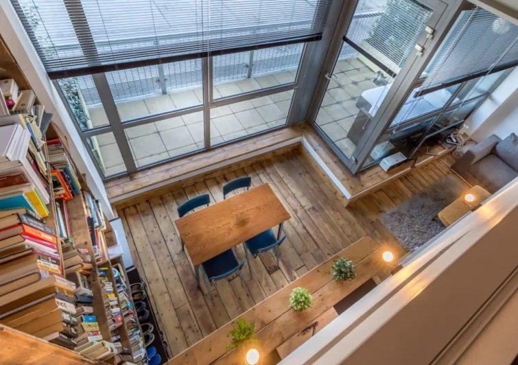 Sublime appartement duplex avec terrasse