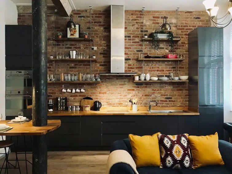 Superbe appartement de style new-yorkais